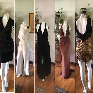 GOWNS AND MORE - browse my closet